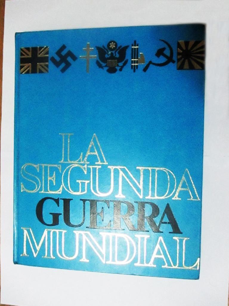 Tomo De La Segunda Guerra Mundial Volumen 10 1972