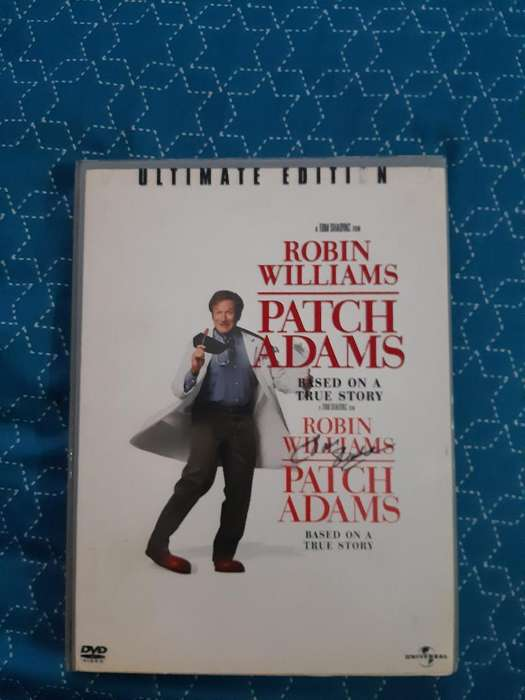 Robin Williams Patch Adams