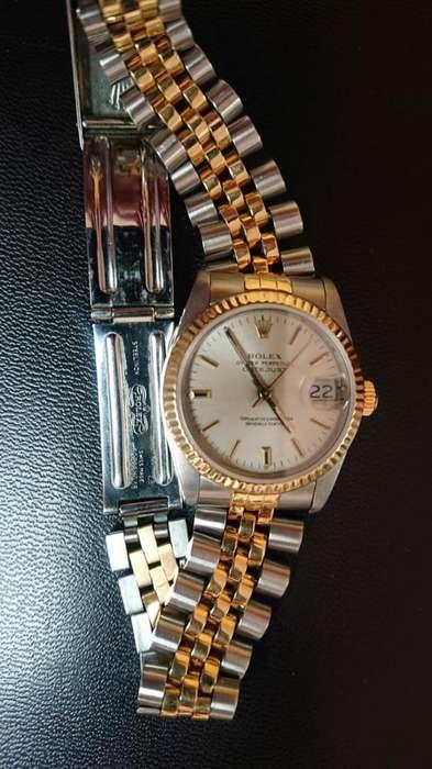 Reloj <strong>rolex</strong> Original Oro