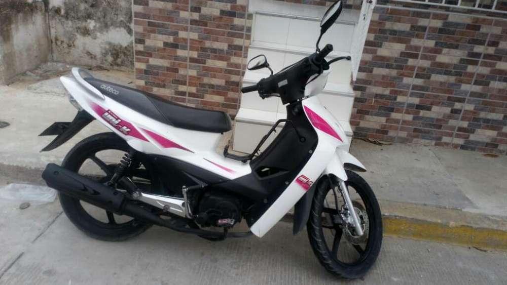 Vendo Hermosa Moto Auteco Uni-k 110 C.c.