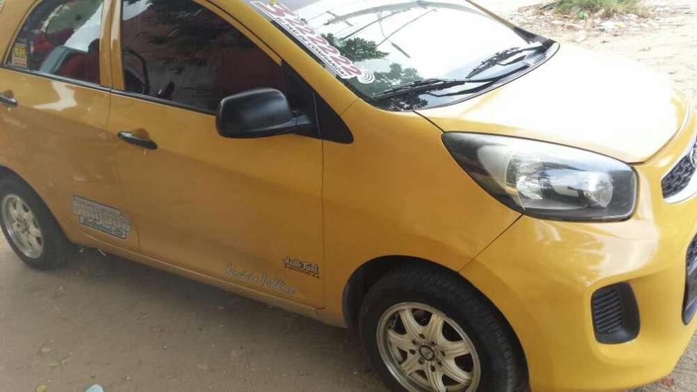 Vendo Taxi Unico Dueño.
