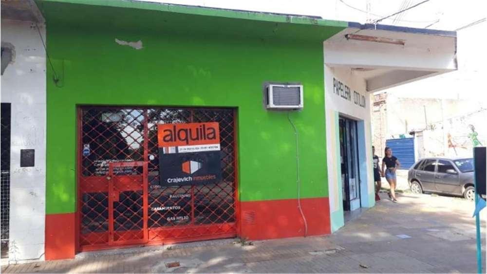Justa Lima 900 - 9.000 - Local Alquiler