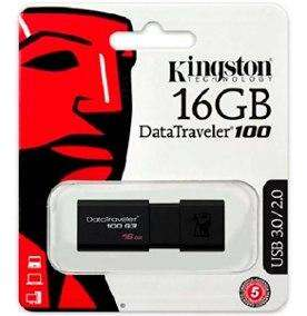 USB KINGSTON 16 GB EN REMATE TOTAL