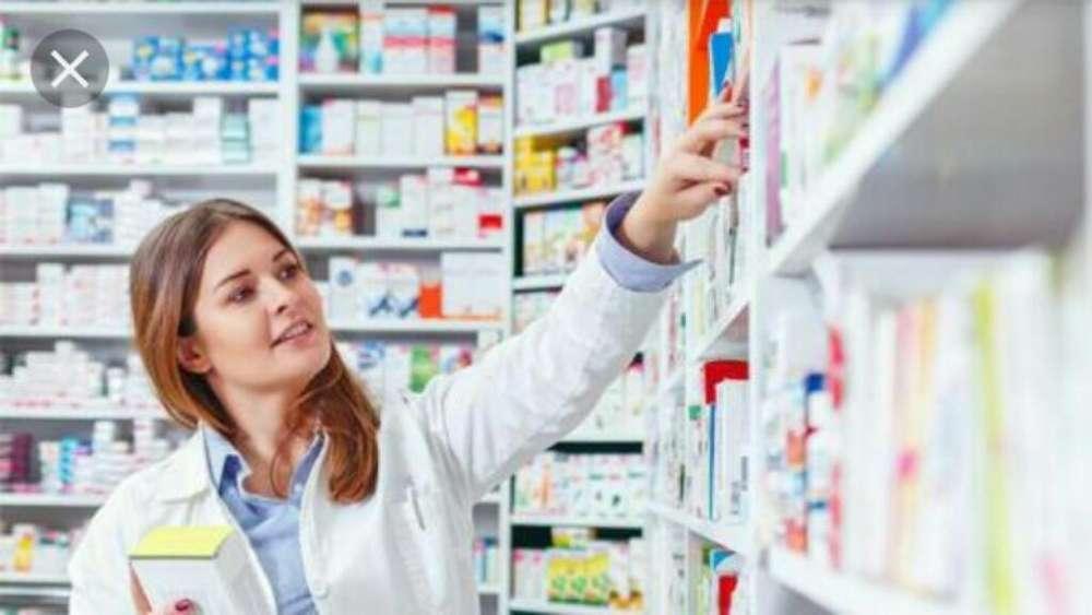Busco Trabajo Como Auxiliar de Farmacia