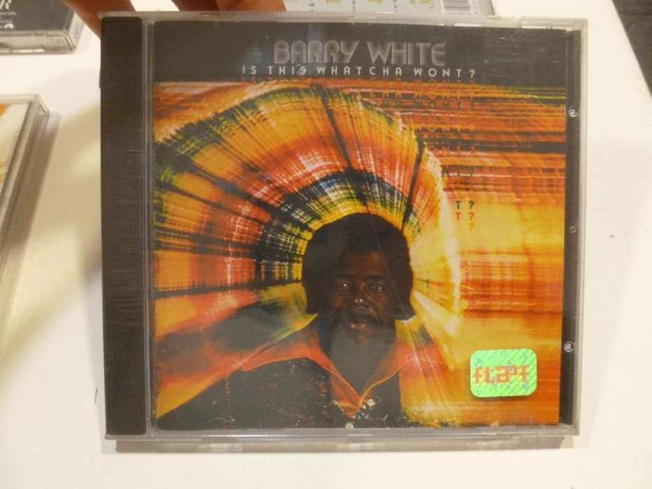 CD Barry White, Is this whatcha wont?
