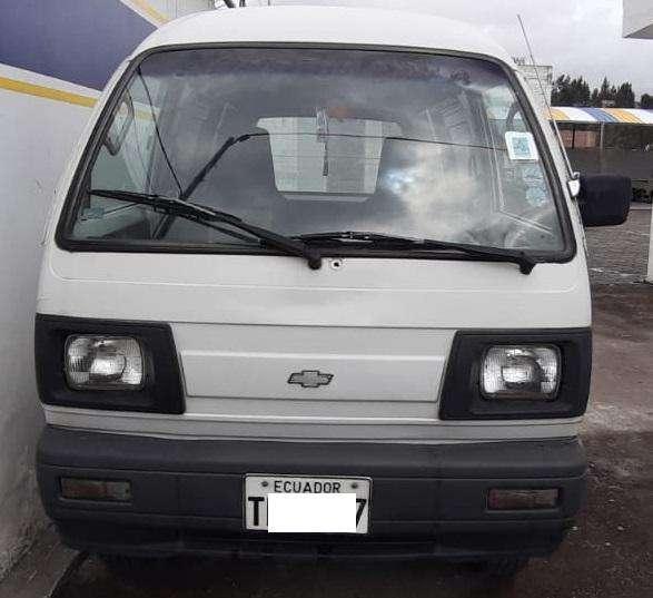Chevrolet Super Carry 2006 - 100 km