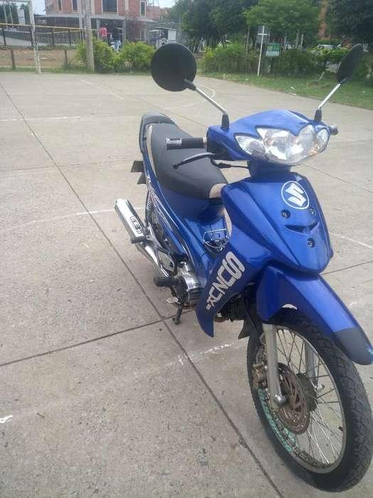Vendo Moto Suzuki Best 125 Color