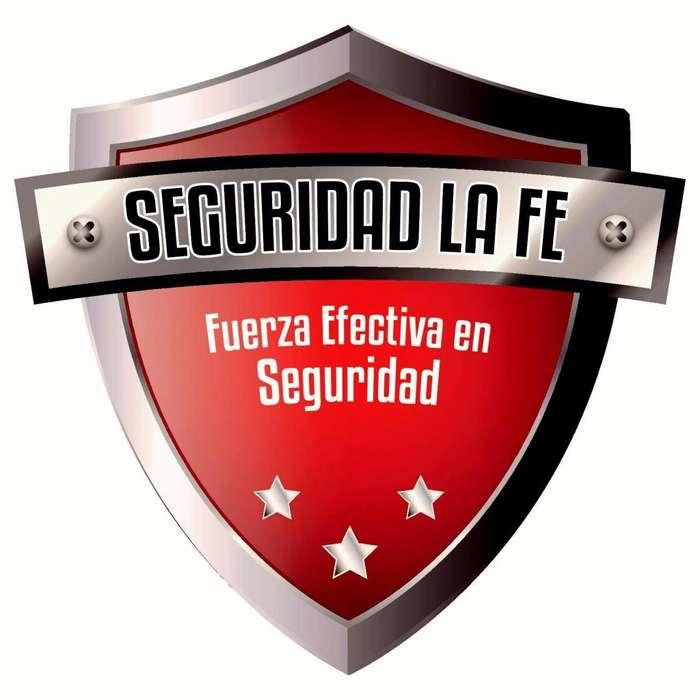 GUARDA DE SEGURIDAD-UREGENTE