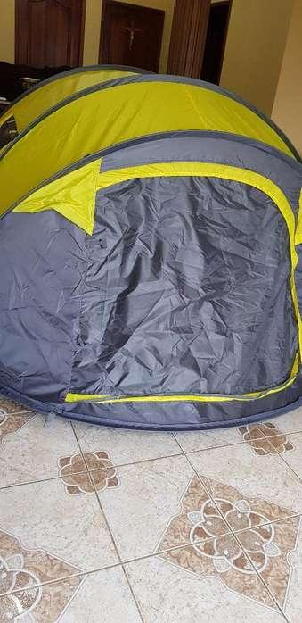 Vendo Carpa Camping para 4a 5 Personas