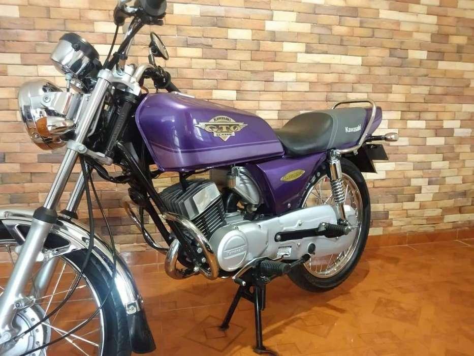 MOTO GTO CLASICC MODELO 2000