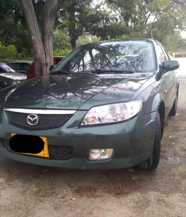 Mazda Allegro 2005 - 168 km