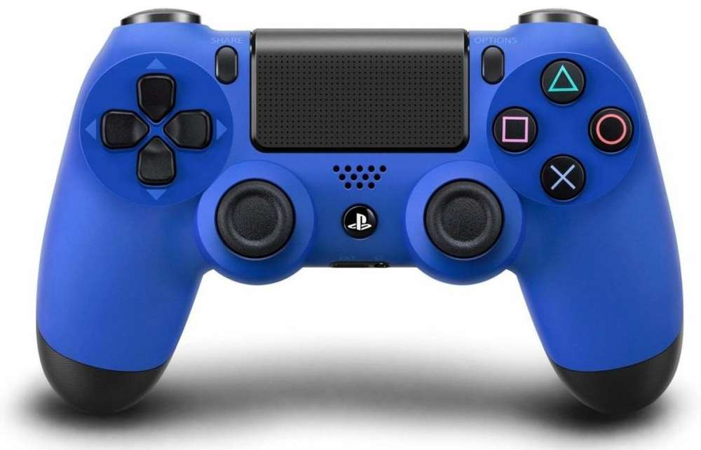 Joystick Ps4 Playstation 4 Blue