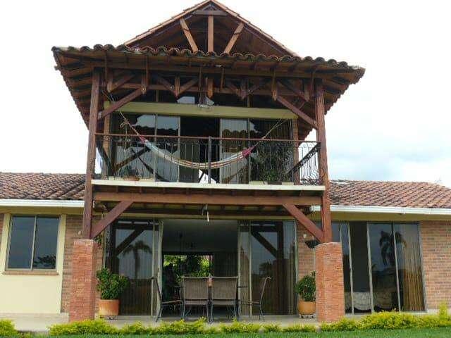 Se alquila <strong>casa</strong> Campestre en Pereira, Combia - wasi_1050030