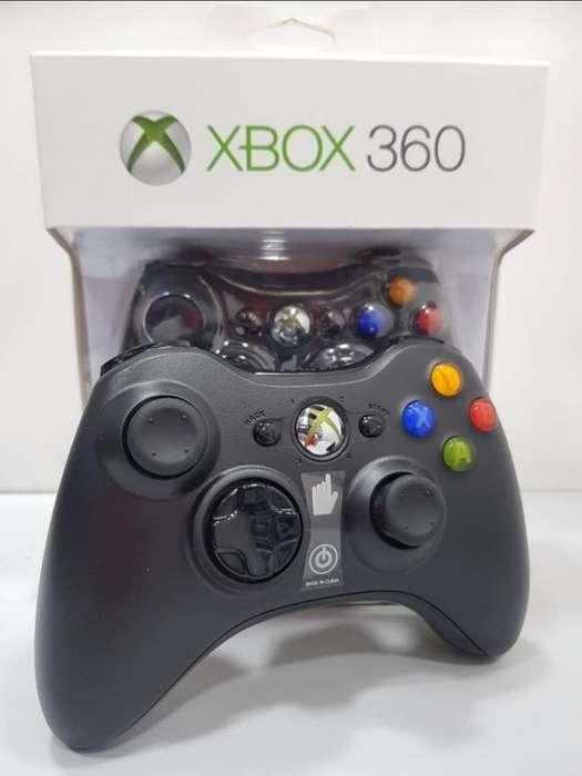 Control Xbox 360 Original Sellado