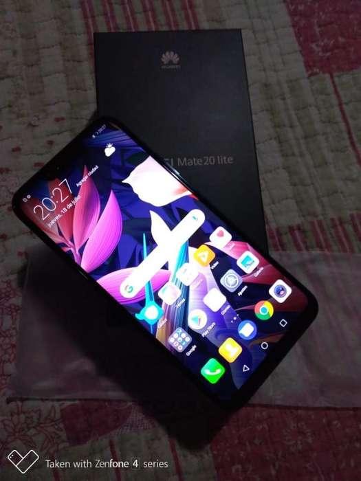 Se Vende Huawei Mate 20 Lite Nueva