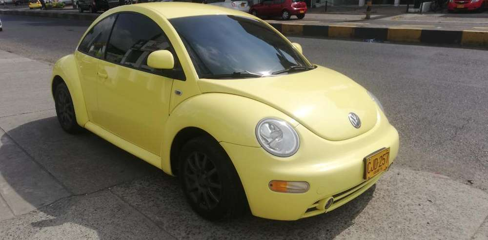 <strong>volkswagen</strong> Beetle 1999 - 72000 km