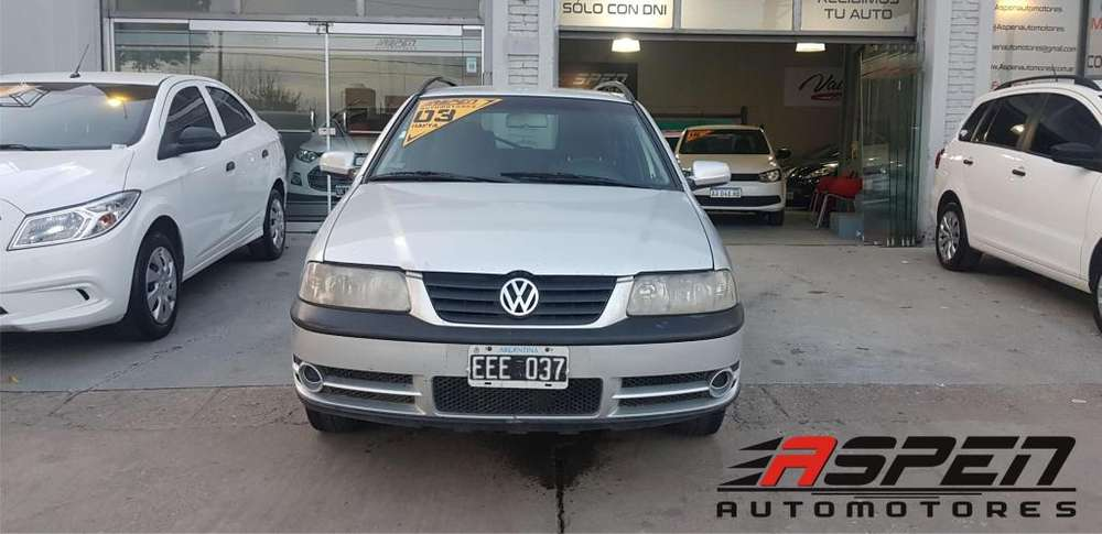 Volkswagen Gol Country 2003 - 170000 km