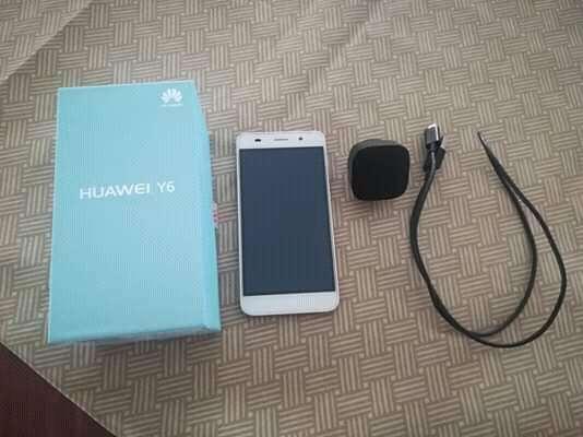 Celular Huawei Y6 libre de fabrica