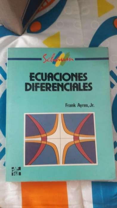 Ecuaciones diferenciales de Frank Ayres,JR