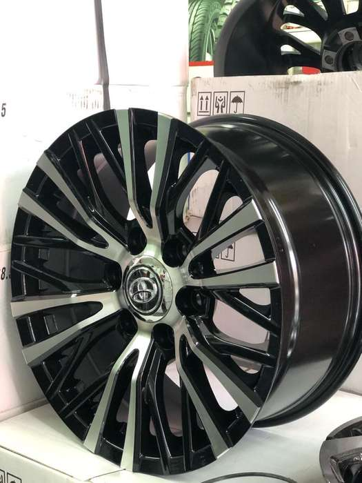 Rines de Lujo Rin 18 <strong>toyota</strong> 6X139