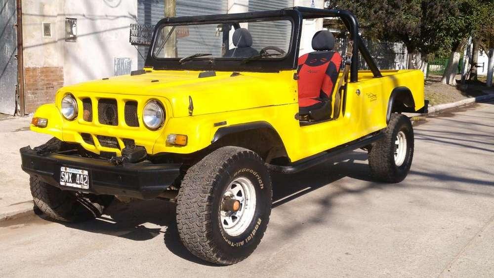 Jeep Ika Willy 4x4