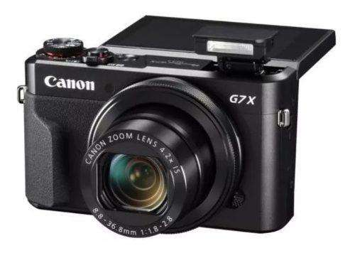 Camara Canon G7X mark ll para Youtubers