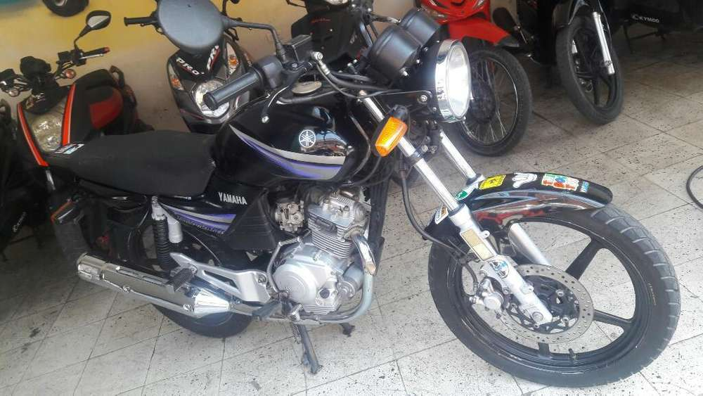Yamaha Liberó 125 2015 Aldia