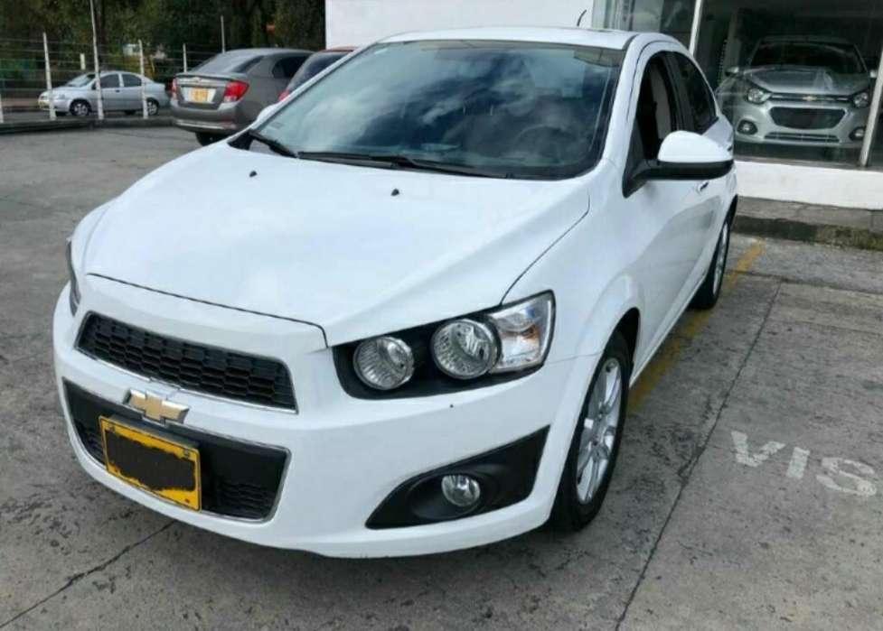 Chevrolet Sonic 2015 - 60000 km