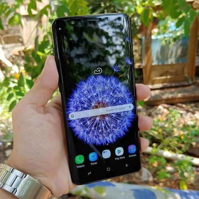 Samsung Galaxi S9 Plus Black