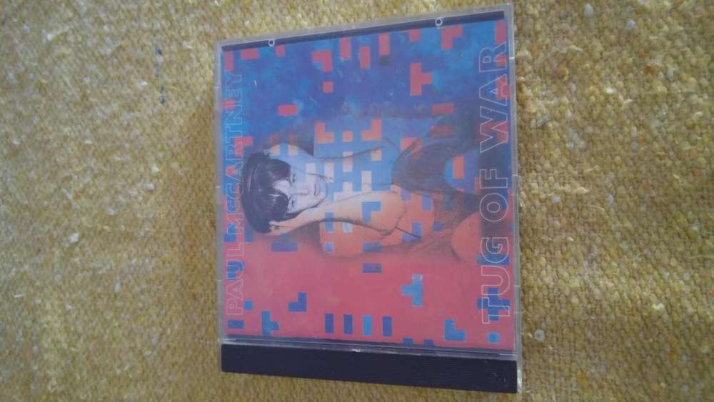 CD de Paul McCartney 1982 We All Stand Together
