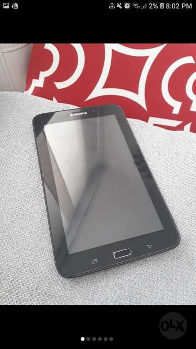 Tablet Samsung Tab E Excelente Estado