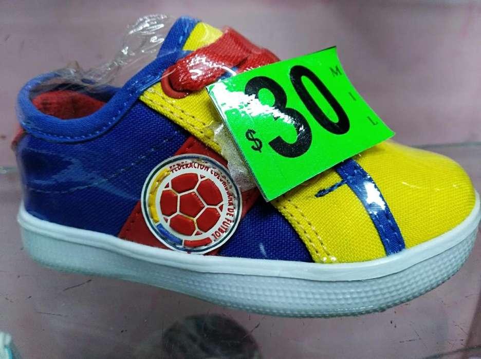 Zapatos para niños 22al24y26 SharPolo Mira Mami