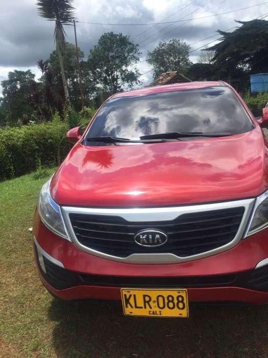 Kia New Sportage 2011 - 147000 km
