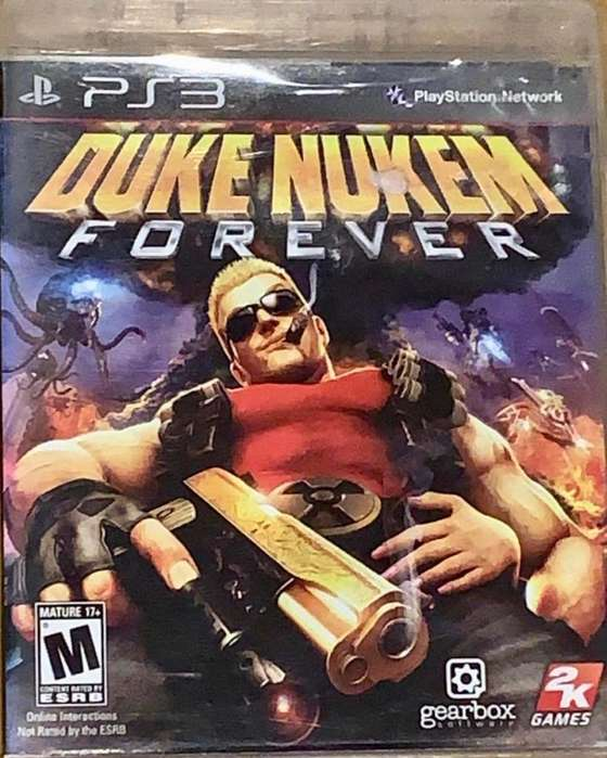 Ps3 Duke Nukem