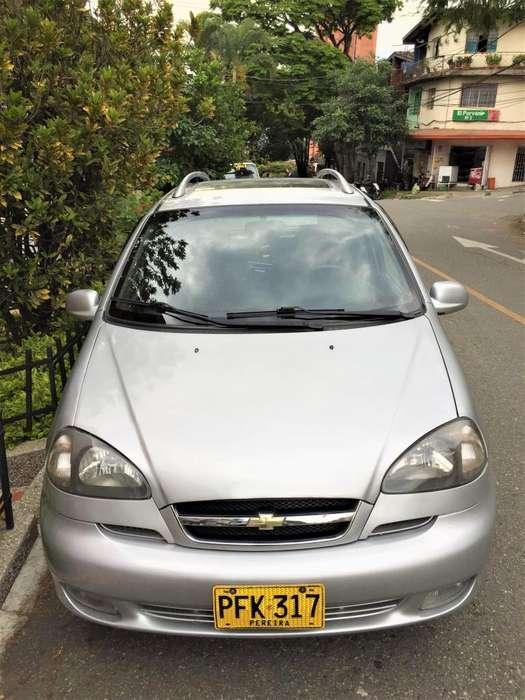 Chevrolet Vivant 2008 - 130000 km