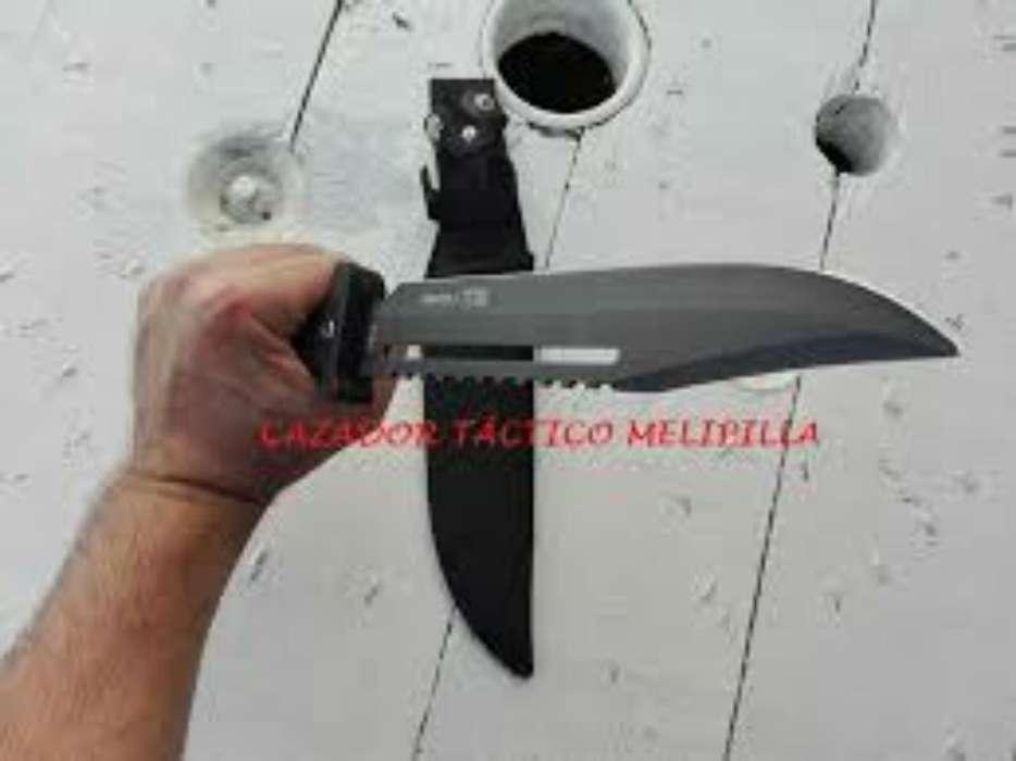 Cuchillo de Caza Culumbia