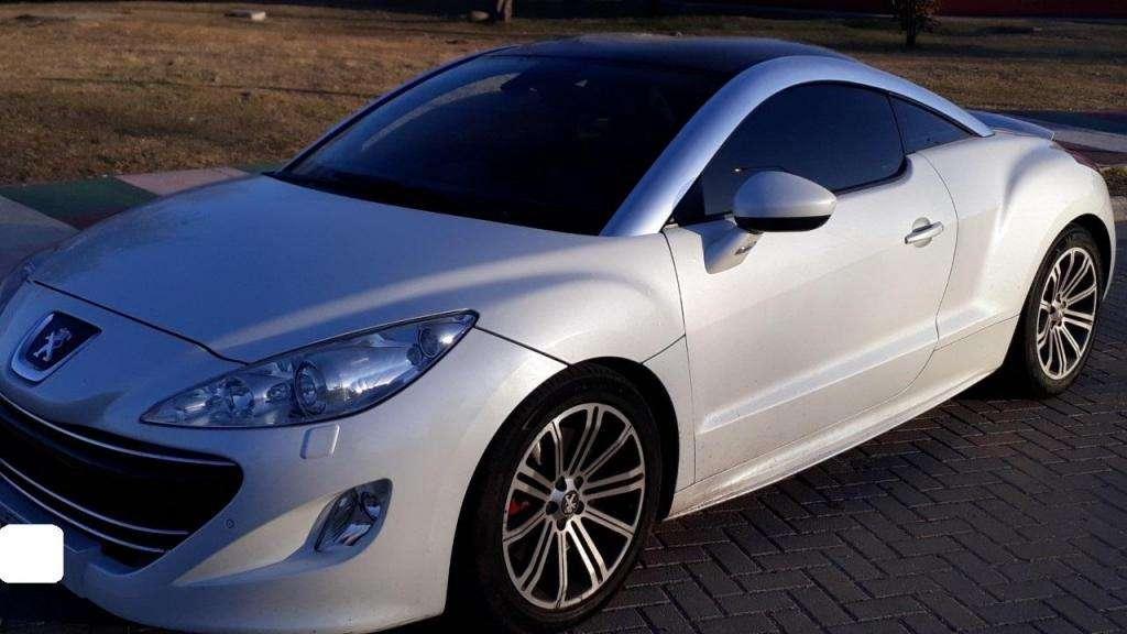 Peugeot Rcz  Unico 39 Mil Kms Blanco Perlado Impecable Est