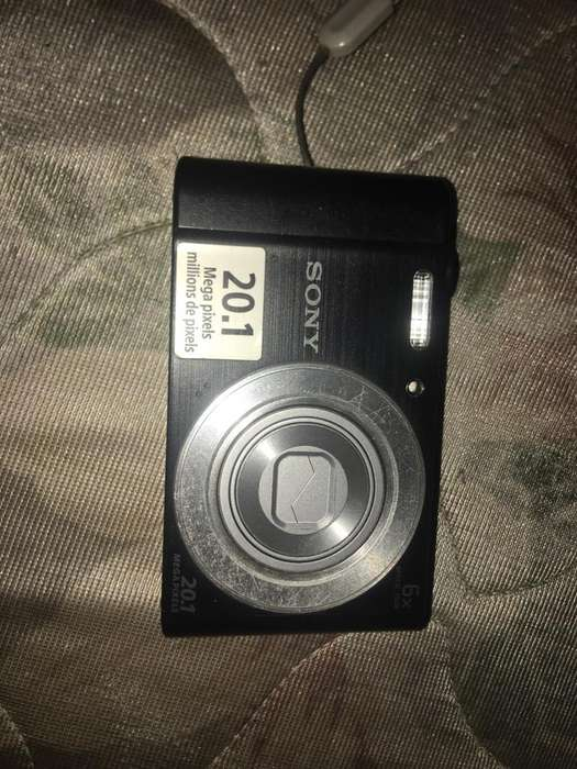 Vendo Camara Sony De20.1Mp Enbuen Estado