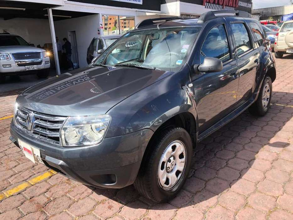 Renault Duster 2014 - 96000 km