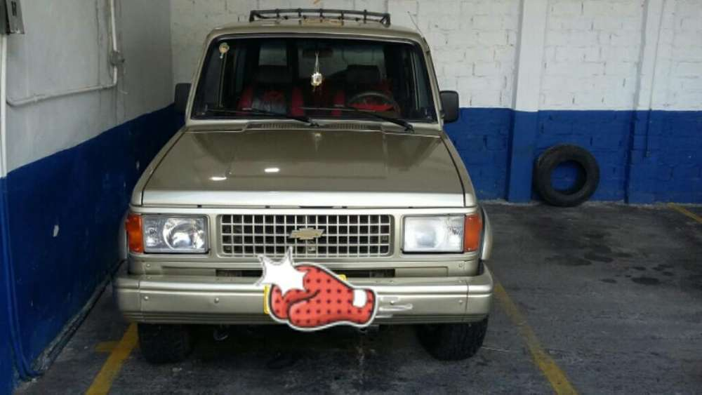 Chevrolet Trooper 1992 - 150000 km