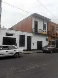 Vendo Casa Como Terreno Zona Com. Barranco Us350,000