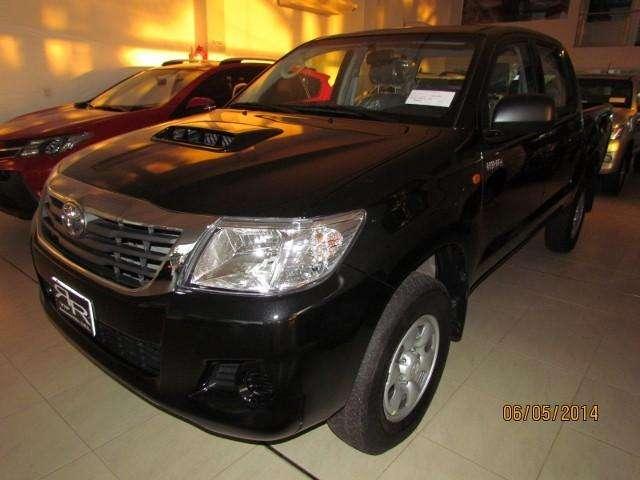 Alquilo Camioneta Hilux 2013 Turbo Intercooler 4X4