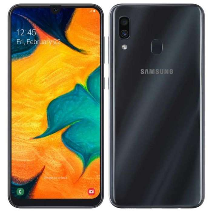 Galaxy a 30 de 64 Gb Y 4 de Ram , 1250bs