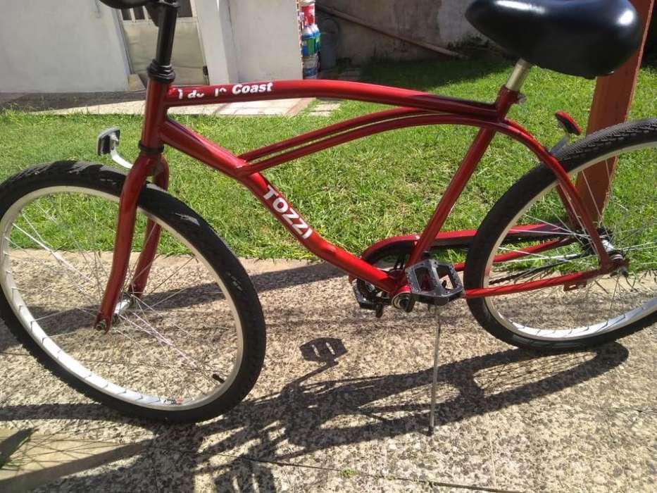 Vendo Bici Playera Tozzi
