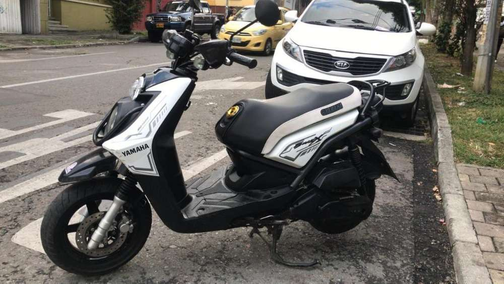 Yamaha Bws 125 Modelo 2012 Soat Tecno