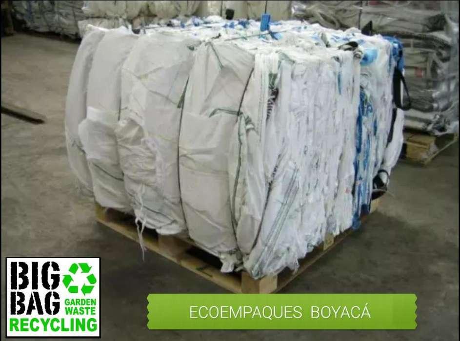 Big Bags Maxisacos Globos Graneles