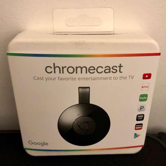 Google Chromecast 2 Original Usado