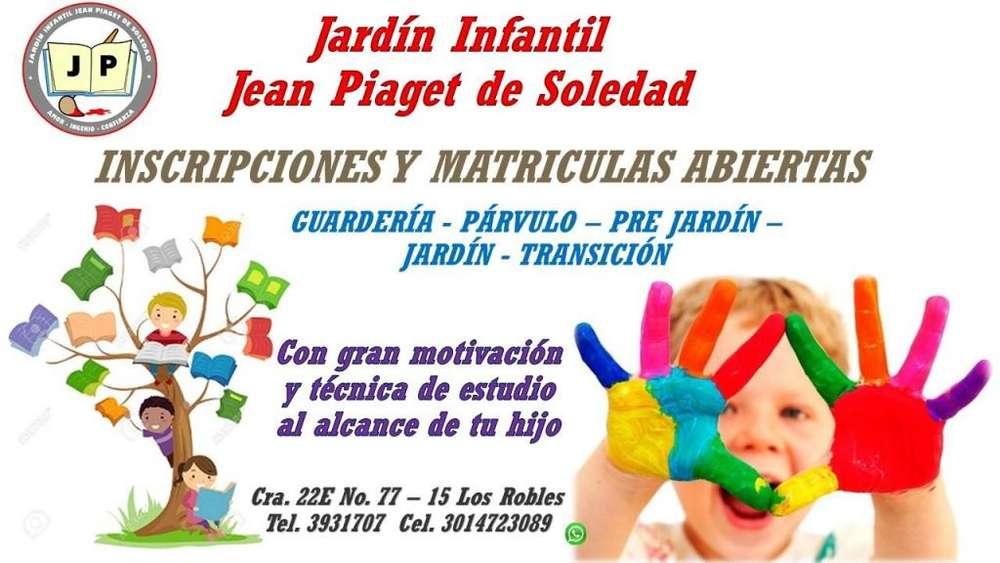 JARDÍN INFANTIL Y GUARDERÍA