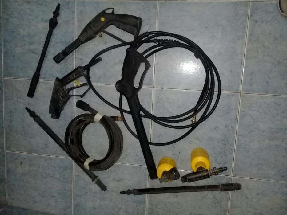 Repuestos <strong>accesorios</strong> para Hidrolavadora