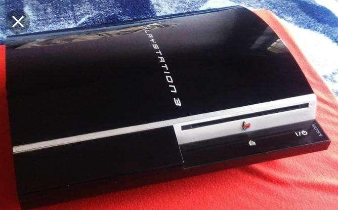 play station 3 fat 80 gb - con accesorios y 16 juegos.